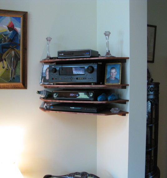 And Finally This – AV Shelving